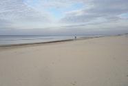 Jurmala beach.