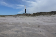 5. The lighthouse at Dunas Alta