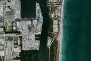 Port Everglades area, Broward County, Florida.