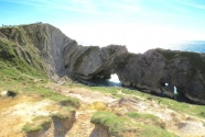 Stair Hole at Lulworth