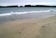 Surf from St. Ninian's Bay