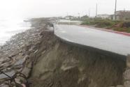 Coastal Erosion in San Francisco.
