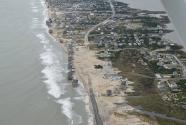 Post-Sandy, North Carolina. 6