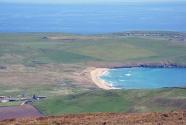 Quendale Beach, Shetland Islands