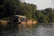 Dredging Tatai River