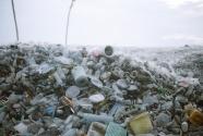 Thilafushi plastic pollution.