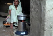Switch to Cleaner Burning Cook Stoves.