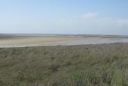 Wind tidal flats