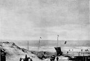 2. Willem van de Velde, Gezicht op het strand bij Zandvoort.