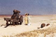 Frederick Hendrik Kaemmerer, At The Seashore