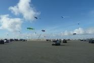 Romo, kites festival