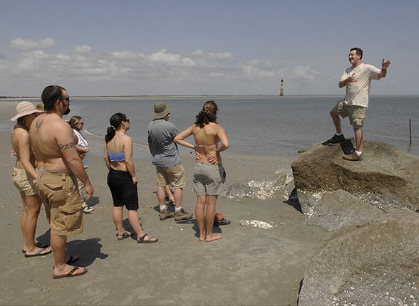 A coastal scientist discusses the impacts of shoreline armoring in Florida