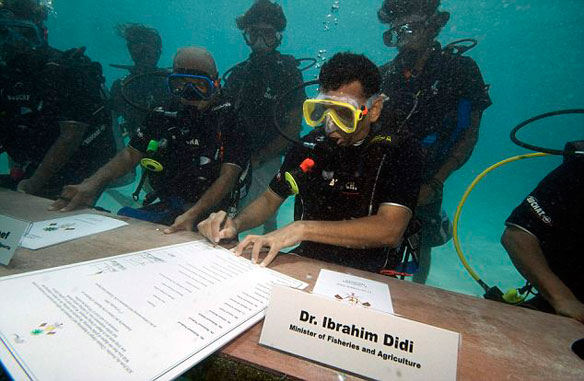 Maldives Underwater Meeting