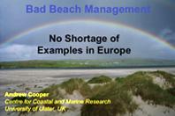 European Bad Beach Management