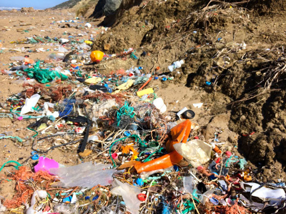 For decades, scientists puzzled over the plastic 'missing' from our oceans – but now it's been found