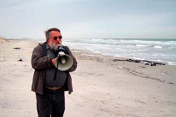 Erosion and Sea Level Rise on North Topsail Beach, North Carolina
