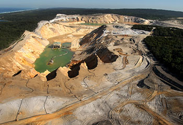 Australia Sand Mining