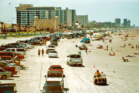 A Challenge to Florida Beach-Driving Tradition