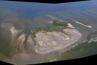 PSDS: Louisiana Oil Spill Aerial View