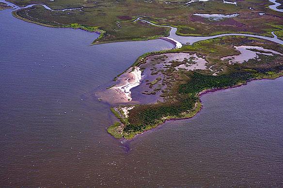 PSDS: Louisiana Oil Spill Aerial View, Flight 3