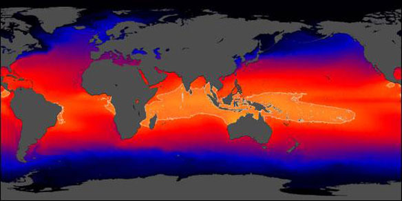 Indian Ocean Sea Level Rise Threatens Millions