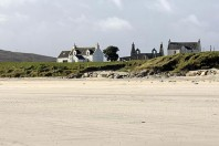 Scotland pristine white sand targeted by thieves in midnight raids