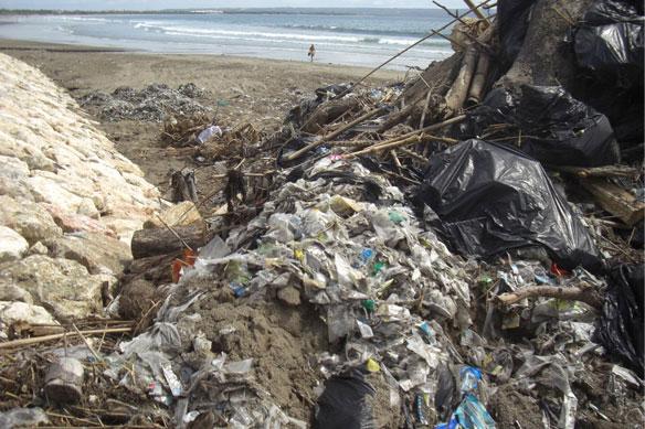 Bali Plastic Pollution