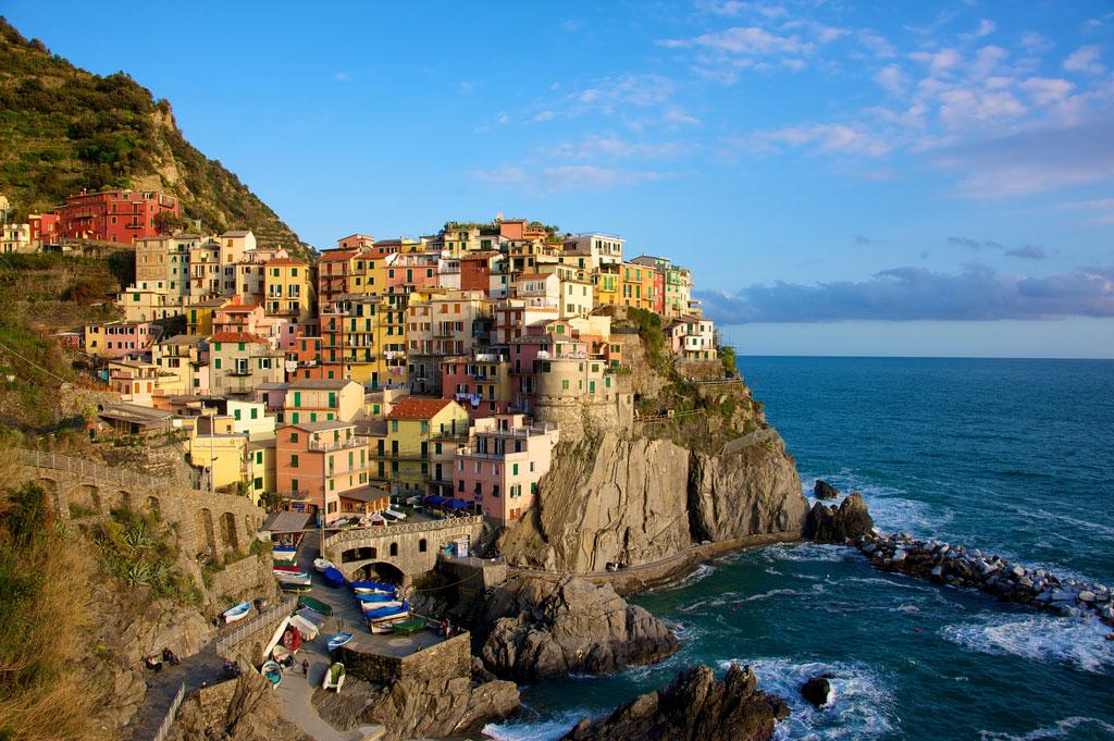 Italy Bans the Plastic Water Bottle Along Heritage Coastline