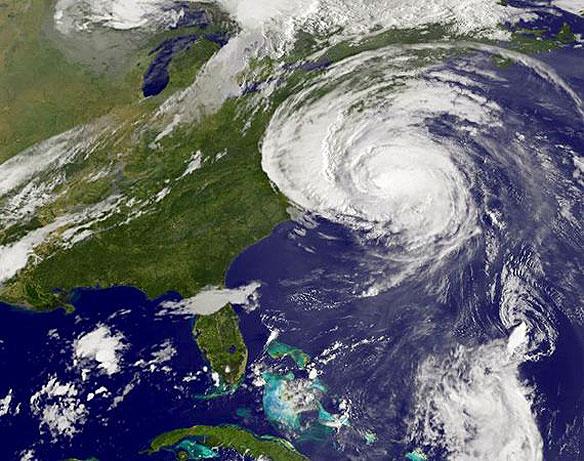 Why Hurricane Earl Weakened on Path to Cape Cod