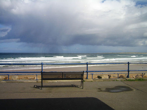 Fraserburgh Beach Scotland