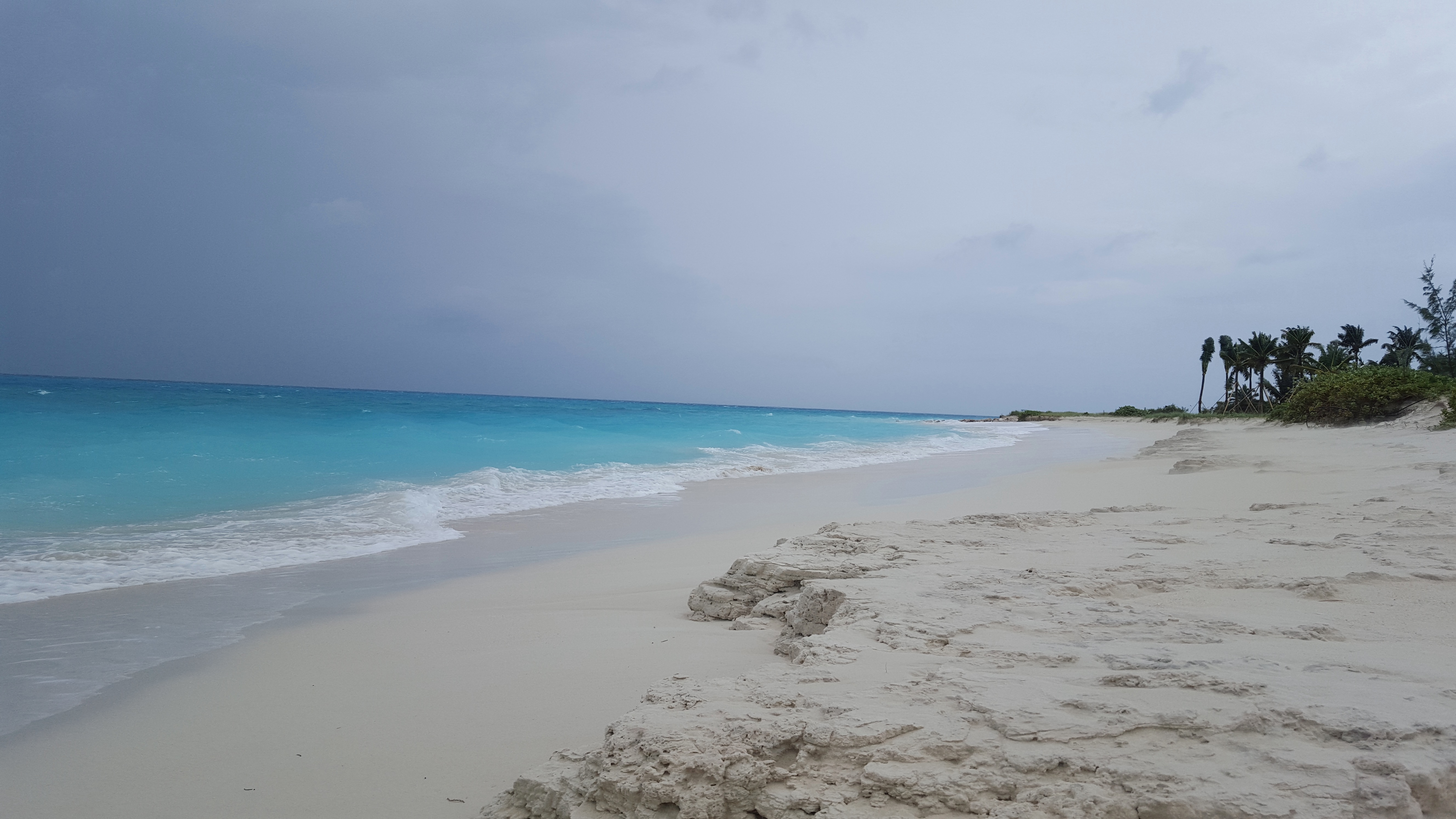 New Beach Sand Mining Restriction in The Turks and Caicos