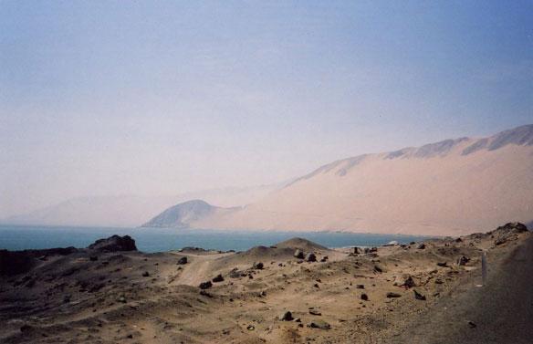 Atacama Desert, Chile; By Allison Davies