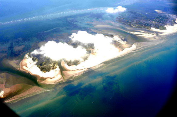 Troubled Islands: Hurricanes, Oil Spill and Sea Level Rise