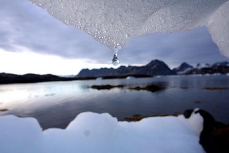 Ice Shelf Melting