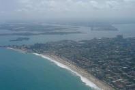 Lagos Expansion Into Atlantic Ocean, Nigeria