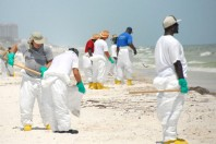 Gulf oil spill poses unique health challenges