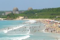 Third Nuclear Power Plant Discharge Destroying Kenting's Reefs