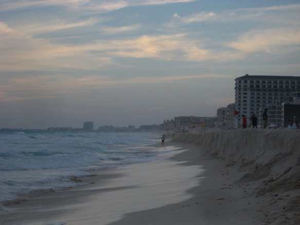 Cancun's Beaches: Vanishing Sand and Wasted Money