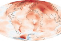Global Warming Mapped, NASA