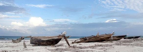 Fishing Boat Kenya