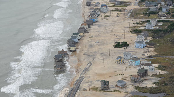 Sea Level Rise And The World's Beaches, by Orrin H. Pilkey
