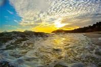 Big Dume Beach, Malibu, California; By Noah Gorelick
