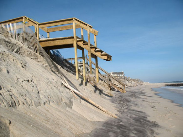 68 Percent of New England and Mid-Atlantic Beaches Are Eroding