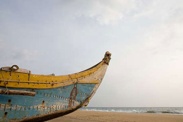 No sand mining in fishing areas, India