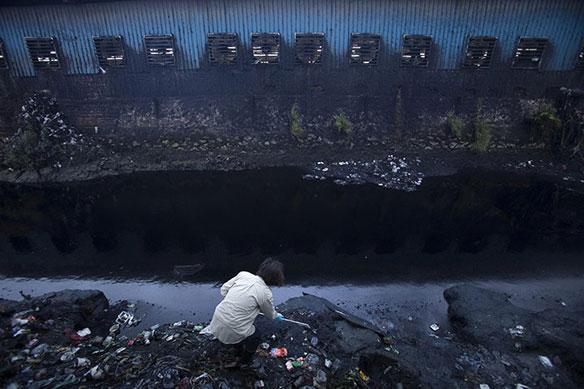 Greenpeace China Pollution