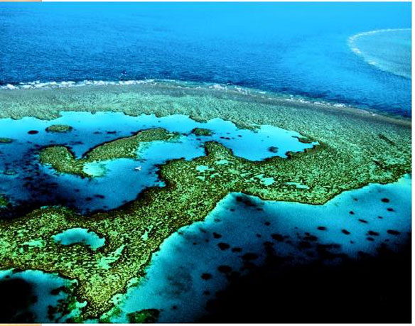 Cyclone Adds to Barrier Reef's Flood Woes