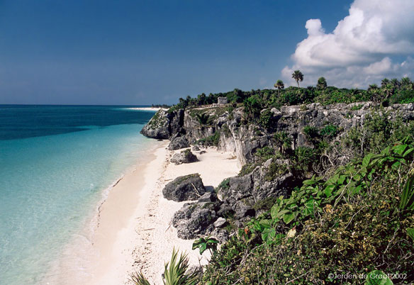 Yucatan Coast