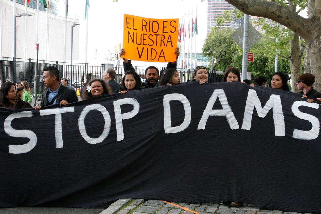 Belo Monte hydroelectric dam construction work begins