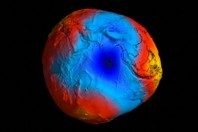 Earth's Gravity Revealed in Unprecedented Detail