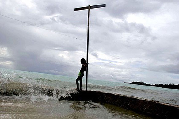 King Tide Pacific Islands States